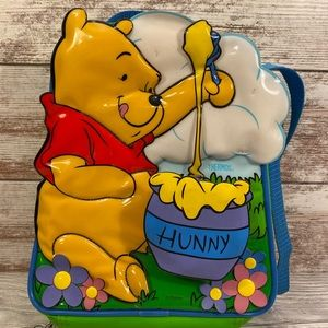 Disney's Winnie the Pooh Thermos Lunch Box
